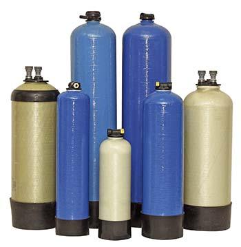 De-ionising Cylinders
